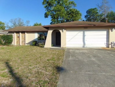 8363 Nevada Street, Spring Hill, FL 34606 - MLS#: W7801262