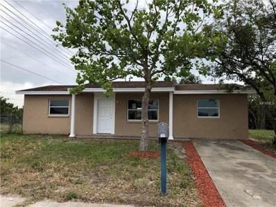 8100 Hixton Drive, Port Richey, FL 34668 - MLS#: W7801274