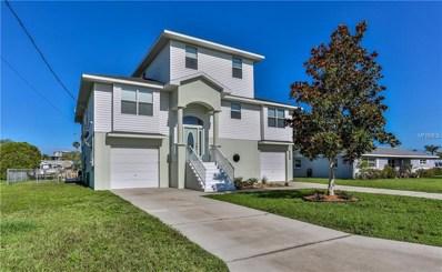 4389 8TH Isle Drive, Hernando Beach, FL 34607 - MLS#: W7801276