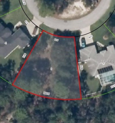 10 Gypsophila Court, Homosassa, FL 34446 - MLS#: W7801338