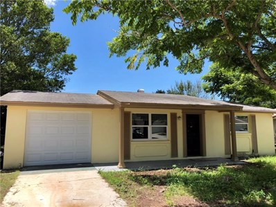 9401 Mark Twain Lane, Port Richey, FL 34668 - MLS#: W7801413