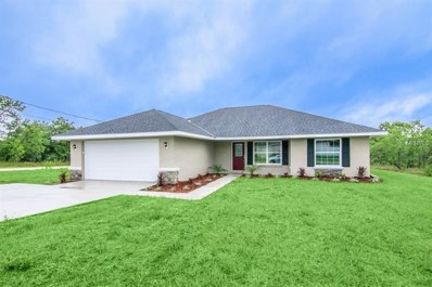 10451 Flycatcher Road, Brooksville, FL 34613 - MLS#: W7801428