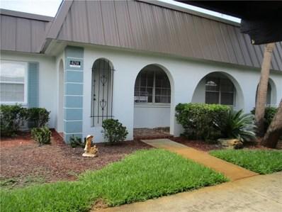 4214 Hampton Drive, New Port Richey, FL 34652 - MLS#: W7801472