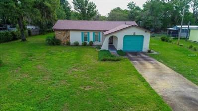13012 Litewood Drive, Hudson, FL 34669 - MLS#: W7801488