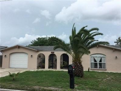 11115 Zimmerman Road, Port Richey, FL 34668 - MLS#: W7801519
