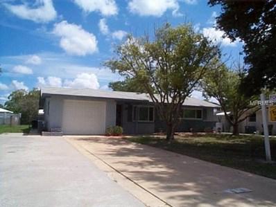 7413 Orange Blossom Avenue, Port Richey, FL 34668 - MLS#: W7801540