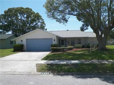 4493 Summerlake Drive, New Port Richey, FL 34653 - MLS#: W7801545
