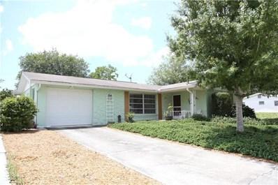 9141 Lido Lane, Port Richey, FL 34668 - MLS#: W7801603