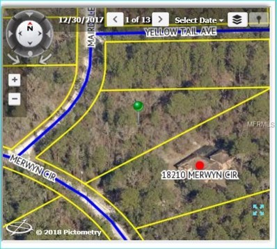 18230 Mairdale Road, Weeki Wachee, FL 34614 - MLS#: W7801690