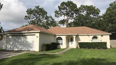1346 Laredo Avenue, Spring Hill, FL 34608 - MLS#: W7801710