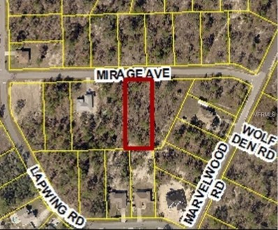 12200 Mirage Avenue, Weeki Wachee, FL 34614 - MLS#: W7801728