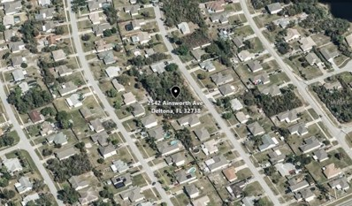 2542 Ainsworth Avenue, Deltona, FL 32738 - MLS#: W7801819