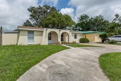 11100 McKinley Drive, Port Richey, FL 34668 - MLS#: W7801868