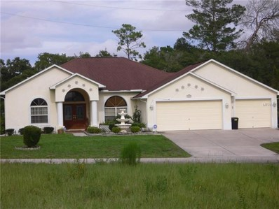 5202 Lydia Court, Spring Hill, FL 34608 - MLS#: W7801915