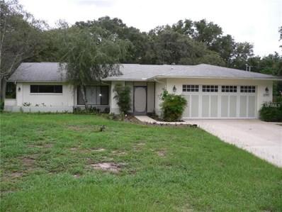 2242 Claremont Lane, Spring Hill, FL 34609 - MLS#: W7801916