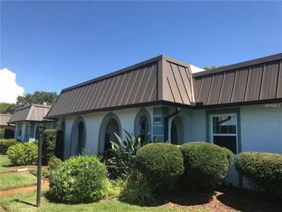 4134 Hampton Drive UNIT 4134, New Port Richey, FL 34652 - MLS#: W7801957
