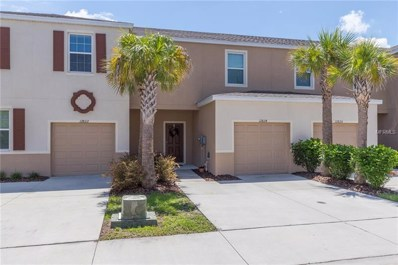 12824 Buffalo Run Drive, Gibsonton, FL 33534 - MLS#: W7801961