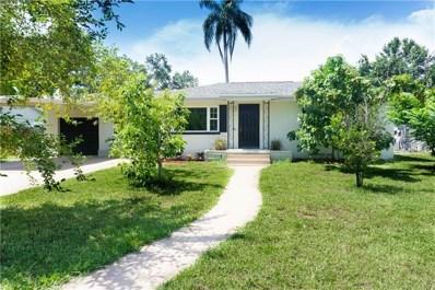 1458 Pine Brook Drive, Clearwater, FL 33755 - MLS#: W7801963