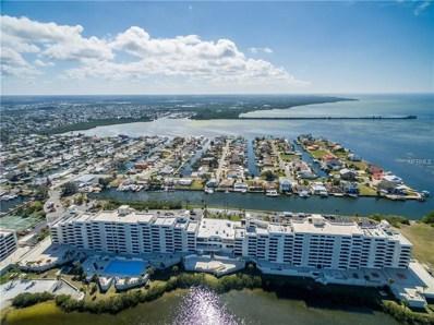 5915 Sea Ranch Drive UNIT 205, Hudson, FL 34667 - MLS#: W7802009