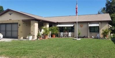 8814 Schrader Boulevard, Port Richey, FL 34668 - MLS#: W7802015