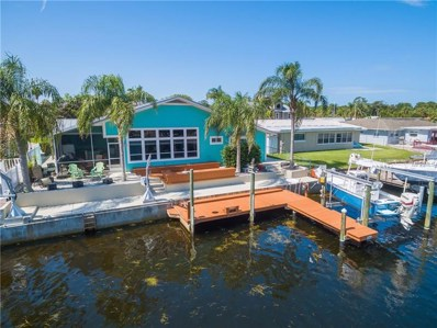 4807 Shell Stream Boulevard, New Port Richey, FL 34652 - MLS#: W7802020
