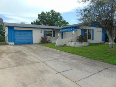 9741 Lakeside Lane, Port Richey, FL 34668 - MLS#: W7802081