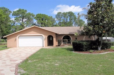 1565 Fayetteville Drive, Spring Hill, FL 34609 - MLS#: W7802096