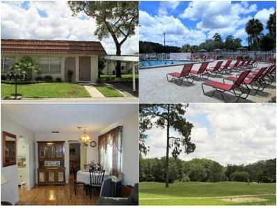 11828 Bayonet Lane UNIT 95 B, New Port Richey, FL 34654 - MLS#: W7802144
