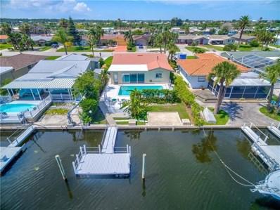 4107 Floramar Terrace, New Port Richey, FL 34652 - MLS#: W7802155