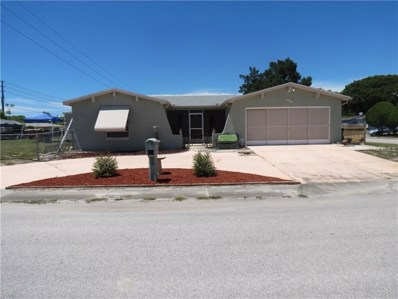 8115 Manvel Dr 8115 Manvel Drive, Port Richey, FL 34668 - MLS#: W7802159