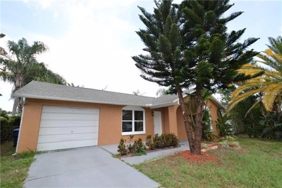 7645 Antioch Drive, New Port Richey, FL 34655 - MLS#: W7802228
