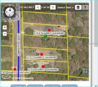 12332 Harris Hawk Road, Weeki Wachee, FL 34614 - MLS#: W7802298