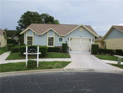 4808 Vesper Court, New Port Richey, FL 34655 - MLS#: W7802392