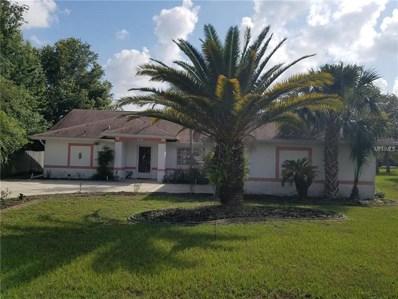 6181 Helmly Avenue, Spring Hill, FL 34608 - MLS#: W7802402