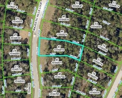 Majestic Hills Loop, Brooksville, FL 34601 - MLS#: W7802434