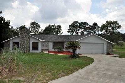 2379 Coronet Court, Spring Hill, FL 34609 - MLS#: W7802491