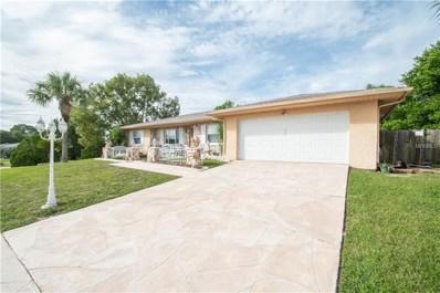 5329 Springwood Road, Spring Hill, FL 34609 - MLS#: W7802568