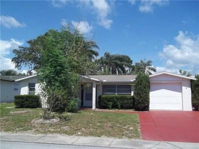9200 Mark Twain Lane, Port Richey, FL 34668 - MLS#: W7802571