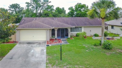 11090 Thornberry Drive, Spring Hill, FL 34608 - MLS#: W7802584