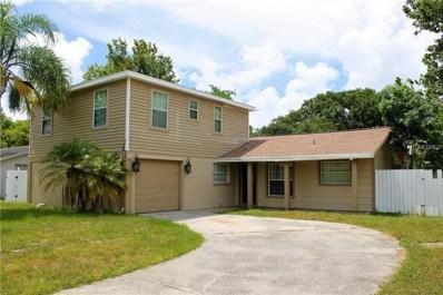 1418 Castleworks Lane, Tarpon Springs, FL 34689 - MLS#: W7802607