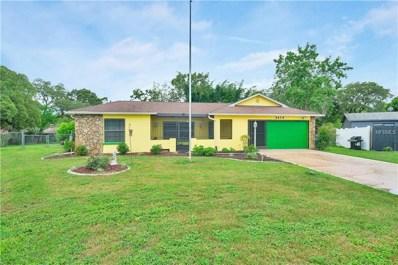 3414 Knotty Oaks Circle, Spring Hill, FL 34606 - MLS#: W7802655