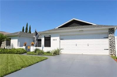 9415 Lake Chrise Lane, Port Richey, FL 34668 - MLS#: W7802691
