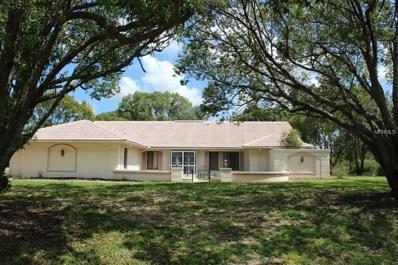 2198 Glenridge Drive, Spring Hill, FL 34609 - MLS#: W7802719