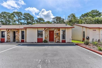 7118 Barclay Avenue UNIT A, Spring Hill, FL 34609 - MLS#: W7802724