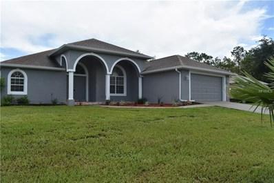 2845 W Pintado Drive, Citrus Springs, FL 34433 - MLS#: W7802731
