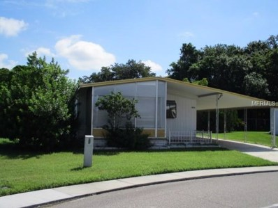 3136 Buckner Court, Holiday, FL 34690 - MLS#: W7802778