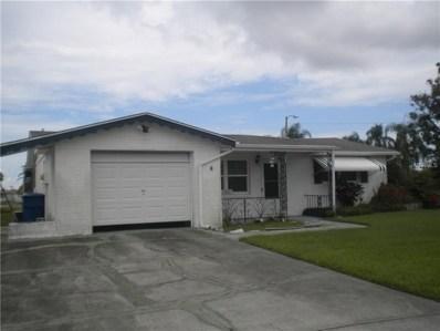 1817 Kenilworth Street, Holiday, FL 34691 - MLS#: W7802849