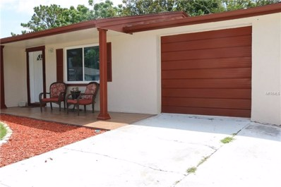 9036 Hermitage Lane, Port Richey, FL 34668 - MLS#: W7802856