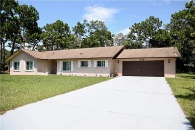 1850 Pepperell Drive, New Port Richey, FL 34655 - #: W7802869