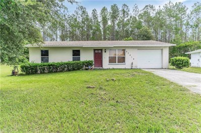 27418 Azen Loop, Brooksville, FL 34602 - MLS#: W7802931